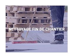 Nettoyage fin de chantier à Paris 10e | BNC Nettoyage Général