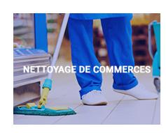 Nettoyage commerces à Paris 10e | BNC Nettoyage Général