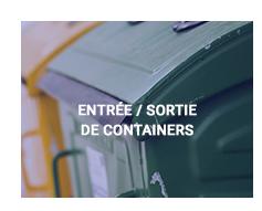 Entrée/sortie de containers à Paris 10e | BNC Nettoyage Général